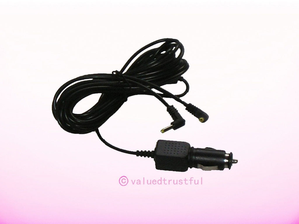 Car 2 Output Adapter Adaptor For Philips PD7005 PD7005/05 PD7005-12 Portable DVD Player