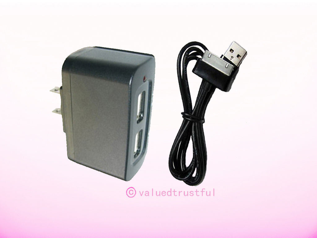 AC Adapter Adaptor For SAMSUNG GALAXY TAB 2 GT-P1010 GT-P3113 NOTE 10.1 GT-N8013 Charger