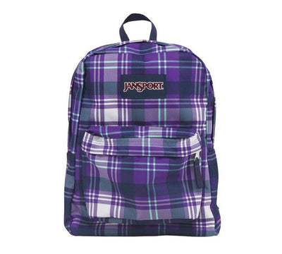 Purple Night Preston Plaid
