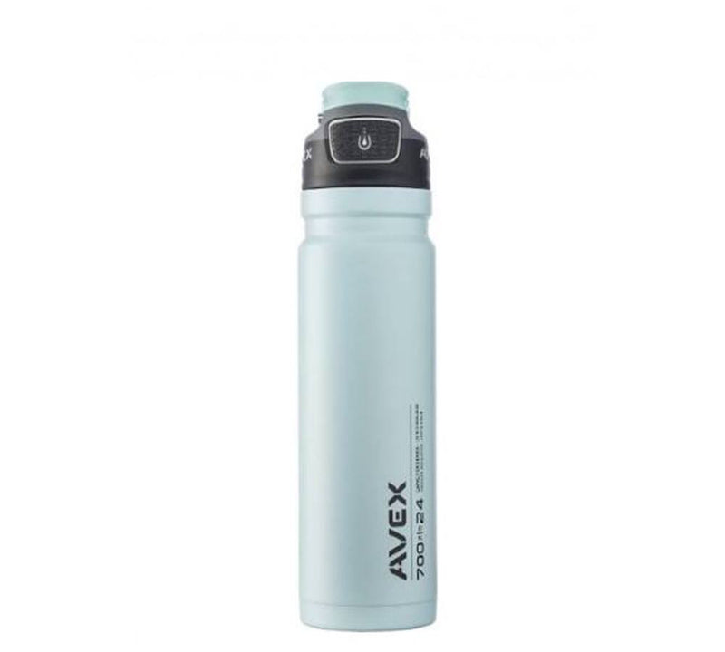 b864a83b38 Avex Freeflow Autoseal Stainless Water Bottle - DAS-Outfitters