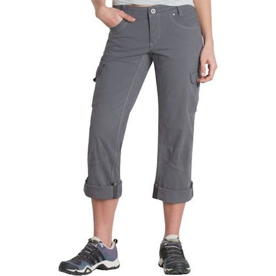 Splash Roll-Up Pant with side pockets - Women's