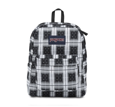 Black Arcade Plaid