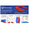 Powerstep Pinnacle Plus Full Length Orthotic Shoe Insoles - Men & Women
