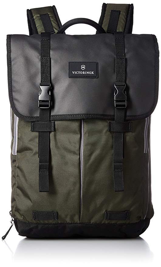 Altmont 3.0 Flapover Laptop Backpack, Navy, One Size