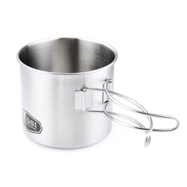 456cb1f7c0 GSI Outdoors GLACIER STAINLESS BOTTLE CUP/POT ...