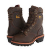 "Chippewa 9"" Waterproof Insulated Steel-Toe EH Logger Boot - Men's"