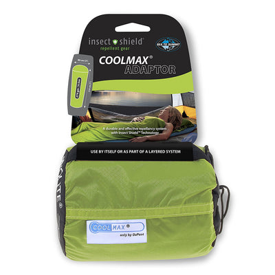 Sea To Summit Adaptor Coolmax Liner - Traveller - Insect Shield