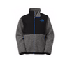 R.Charcoal Grey Heather/Tnf Black