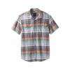 PRANA CAYMAN PLAID SHORT SLEEVE - MEN'S