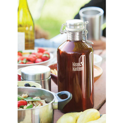 Klean Kanteen 64oz Growler with Swinglok Cap