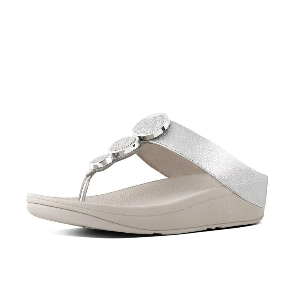 37431d71a795 FitFlop Halo Leather Toe-Thong Sandals - Women s - DAS-Outfitters