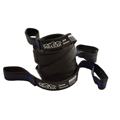 Saratoga Outdoor Equipment & Apparel Company Tactical Ops Hammock Tree Strap (Set of 2)