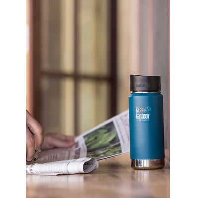 Klean Kanteen Insulated Wide 16oz Cafe 2.0