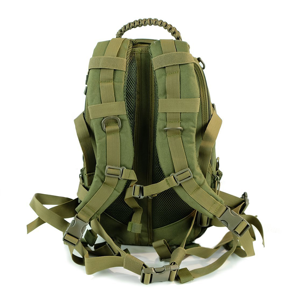22587e3b2fae8 Saratoga Outdoor Equipment & Apparel Company Tactical Ops Military Tactical  Army EDC Travel Assault Molle Backpack