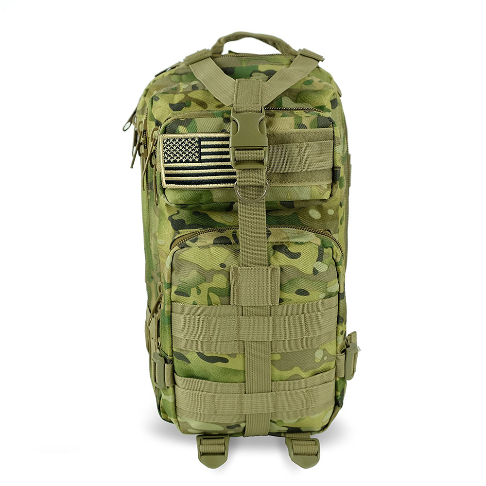 098453759770e9 Saratoga Outdoor Equipment   Apparel Company Tactical Ops Military Tactical  Backpack Army Combat 3 Day Assault