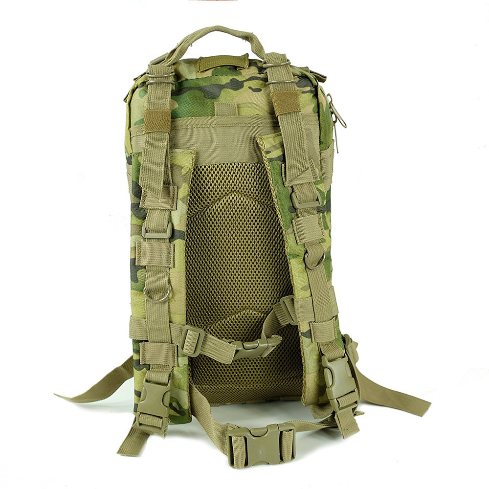e76c3b86f90ea Saratoga Outdoor Equipment & Apparel Company Tactical Ops Military Tactical  Backpack Army Combat 3 Day Assault