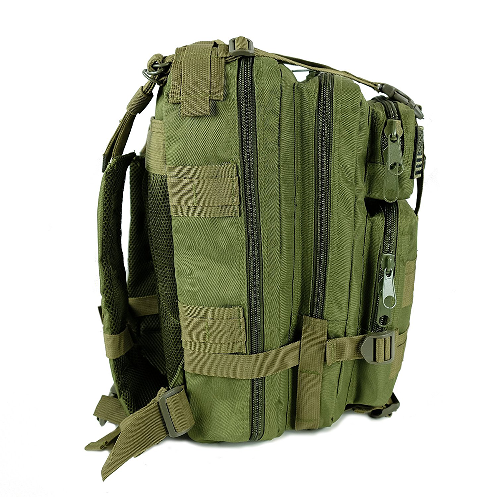 b5228ce295 ... Saratoga Outdoor Equipment   Apparel Company Tactical Ops Military  Tactical Backpack Army Combat 3 Day Assault