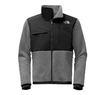 Charcoal Grey Heather/TNF Black