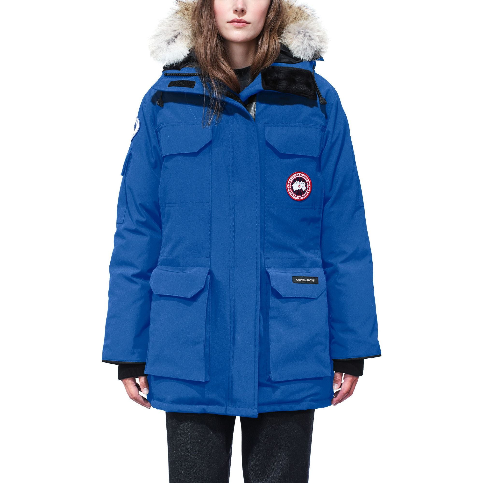 canada goose expedition removable fur
