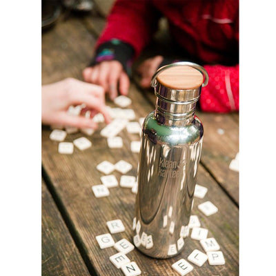 Klean Kanteen Reflect 27oz Bamboo