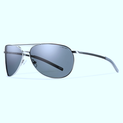 Matte Gunmetal Polarized Gray
