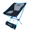Saratoga Ultralight Portable Folding Camping Backpacking Chairs with Carry Bag For Outdoor Picnic,Hiking, Fishing, Camping, Garden BBQ, Beach - Turquoise