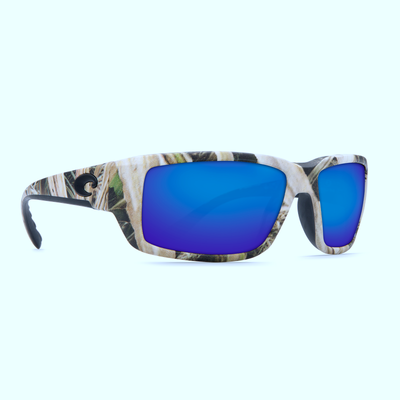 Mossy Oak Shadow Grass Blades Camo/Blue Mirror 580P