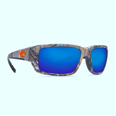 Realtree Xtra Camo/Blue Mirror Glass W580