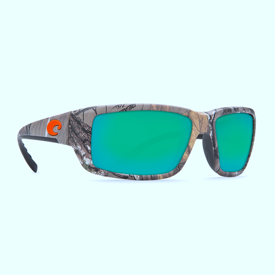 Realtree Xtra Camo/Green Mirror 580P