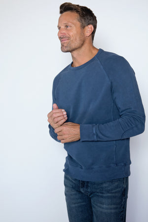 """Big Sur"" Crew Neck Sweatshirt - Mododoc"