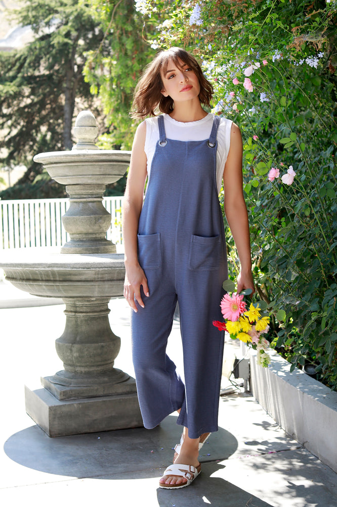 Patch Pocket Overalls - Mododoc