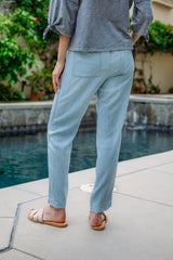 Patch Pocket Ankle Length Pant - Mododoc