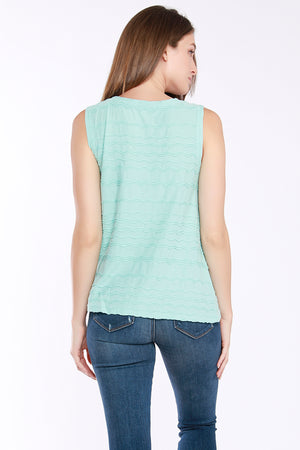 V-neck Swingy Tank