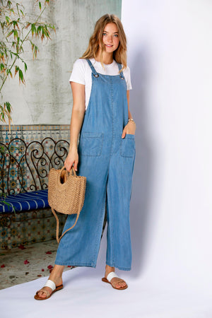 Patch Pocket Overall