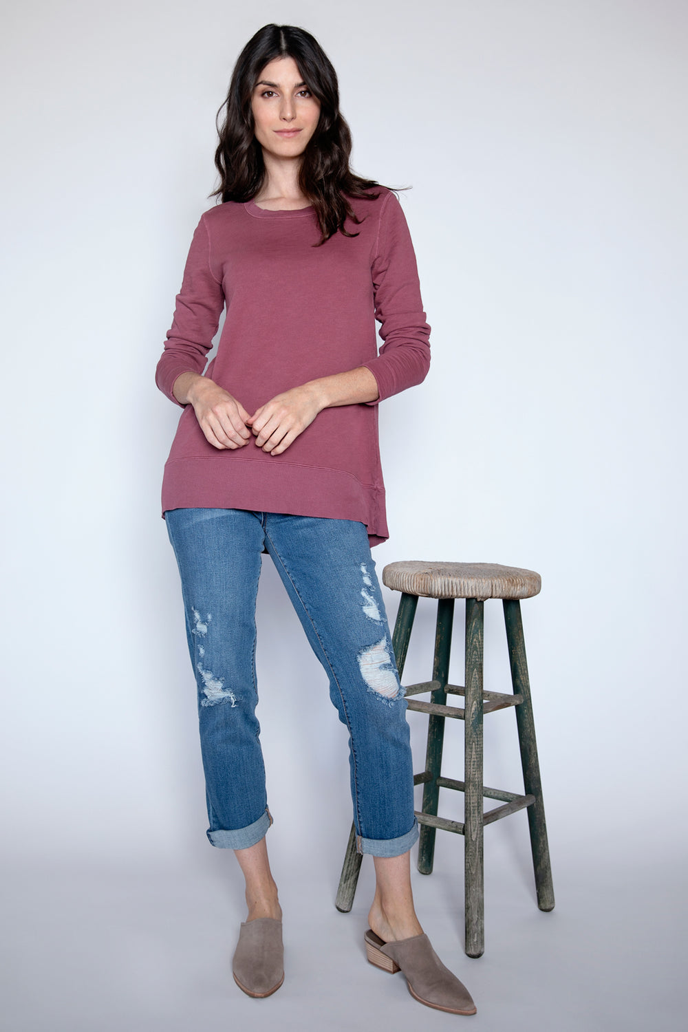 Long Sleeve Tunic - Mododoc