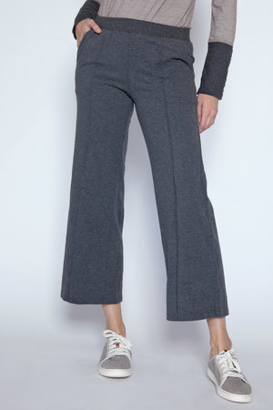 Pintuck Cropped Pant - Mododoc