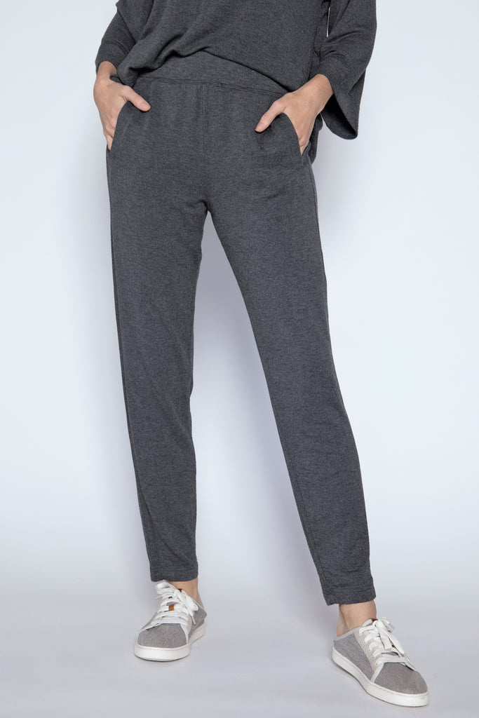 Slim Slouchy Ankle Pant - Mododoc