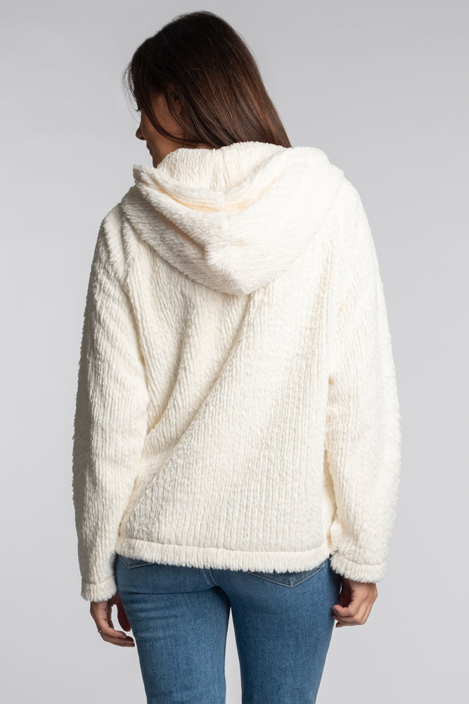 Hooded Pullover - Mododoc
