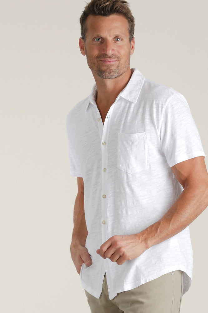 """Montara""  Button Front Shirt - Mododoc"
