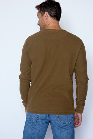 """Carpenteria"" L/S Crew Neck - Mododoc"