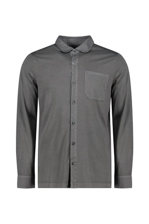 """Santa Monica"" Long Sleeve Button Front Shirt"
