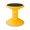 storex wiggle stool yellow