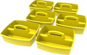 Large Caddy, Yellow (6 units/pack)