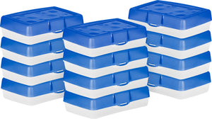 Pencil Box, Blue (12 units/pack) - Storex