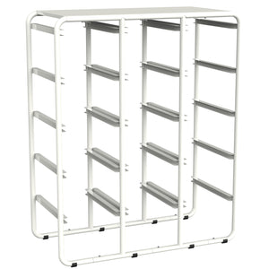 Storex Storage Rack with 15 Cubby Bins, Rack only (no bins)