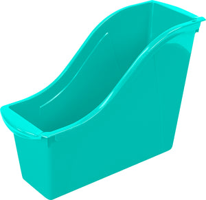 Small Book Bin, Teal (6 units/ pack)