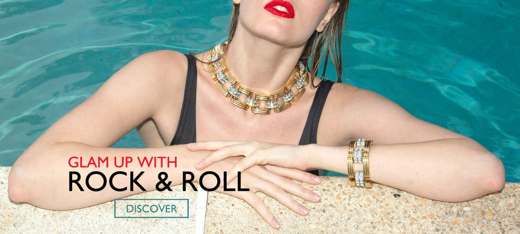 Get Ready to Rock 'N' Roll with Ben Amun's latest collection: Rock and Roll