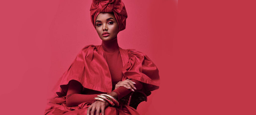 On The Press: Halima Aiden | Essence Magazine Jan. - Feb. 2020 Issue