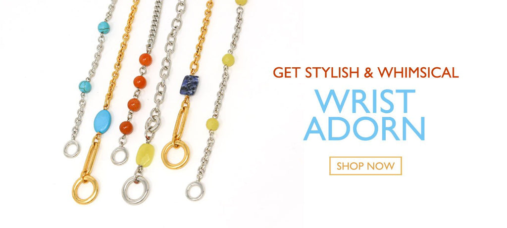 Wrist Adorn - New Holiday Exclusive Collection