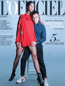 L'Officiel Indonesia September 2018